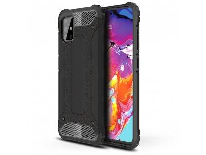 Ochranný kryt pro Samsung Galaxy M51 - Tech-Protect, Xarmor Black
