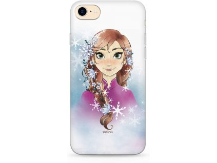 Ochranný kryt pro iPhone 7 / 8 / SE (2020) - Disney, Anna 001