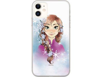 Ochranný kryt pro iPhone 11 - Disney, Anna 001