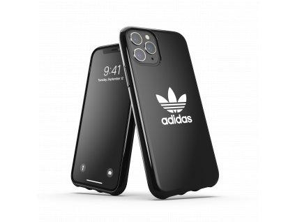 Ochranný kryt na iPhone 11 Pro - Adidas, Snap Case Trefoil Black
