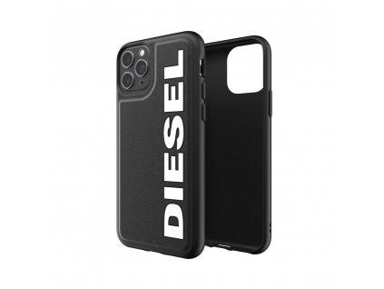 Ochranný kryt na iPhone 11 Pro - Diesel, Moulded Case Core Black