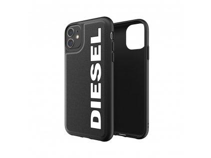 Ochranný kryt na iPhone 11 - Diesel, Moulded Case Core Black