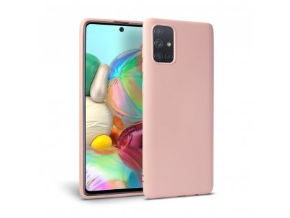 Ochranný kryt pro Samsung Galaxy M51 - Tech-Protect, Icon Pink