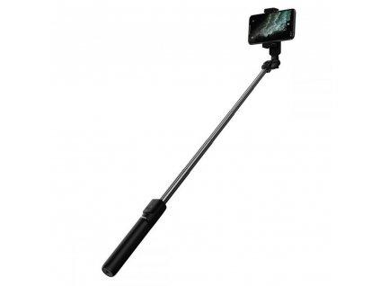Selfie tyč s Bluetooth ovladačem a stojánkem - Baseus, Lovely