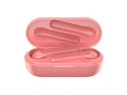 Bezdrátová sluchátka - Devia, Joy A3 Pink