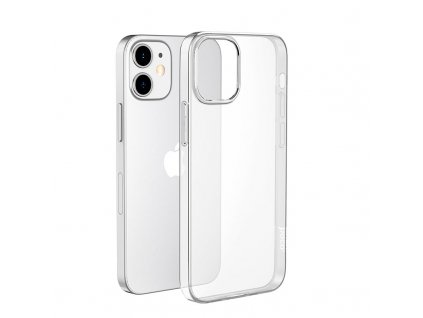 Ultratenký kryt pro iPhone 12 mini - Hoco, Light Transparent