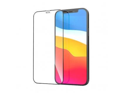 Ochranné tvrzené sklo pro iPhone 12 / 12 Pro - Hoco, G1 FlashAttach