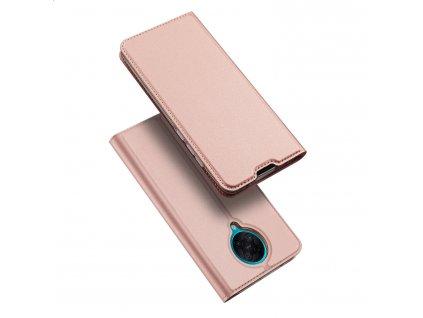 Pouzdro pro Xiaomi Poco F2 Pro - DuxDucis, SkinPro Rose