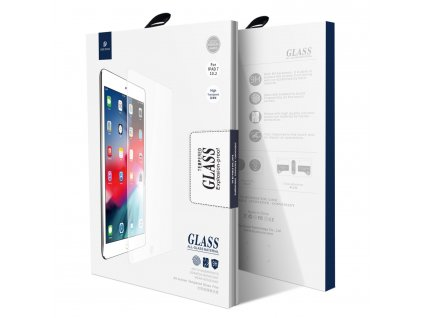 Ochranné tvrzené sklo pro iPad 10.2 (2019/2020) - DuxDucis, Tempered Glass