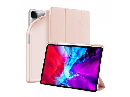 Pouzdro / kryt pro iPad Pro 12.9 (2021/2020/2018) - DuxDucis, Osom Pink