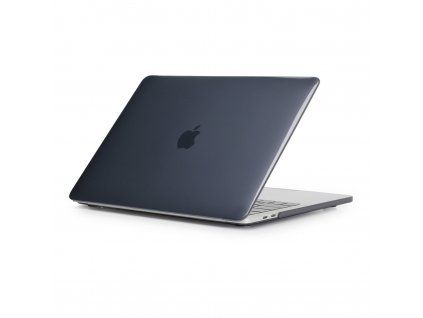 Ochranný kryt na MacBook Air 13 (2018-2020) - Crystal Black