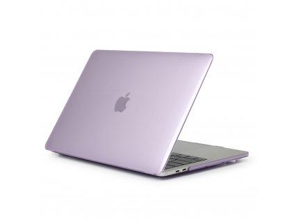 Ochranný kryt na MacBook Air 13 (2018-2020) - Crystal Purple