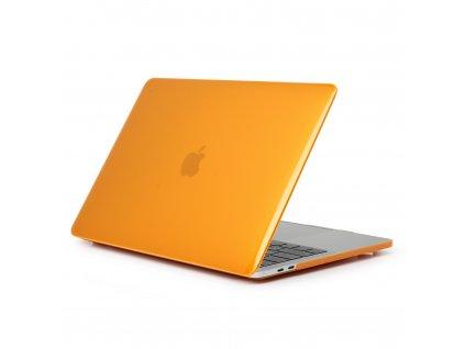 Ochranný kryt na MacBook Air 13 (2018-2020) - Crystal Orange