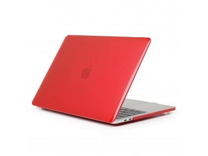 Ochranný kryt na MacBook Pro 13 (2016-2020) - Crystal Red