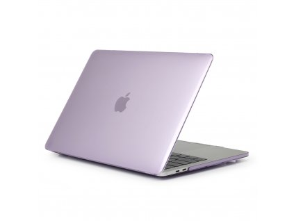 Ochranný kryt na MacBook Pro 15 (2016-2019) - Crystal Purple