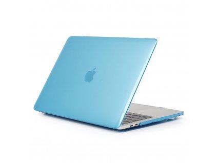 Ochranný kryt na MacBook Pro 16 (2019) - Crystal Light Blue