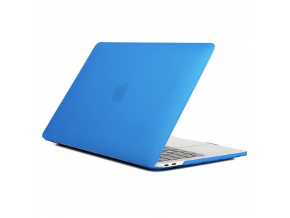 Ochranný kryt na MacBook Air 13 (2018-2020) - Matte Blue