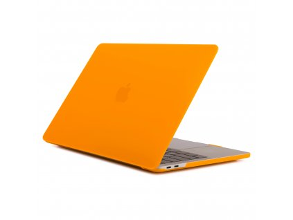 Ochranný kryt na MacBook Air 13 (2018-2020) - Matte Orange