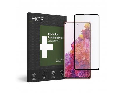 Hybridní ochranné sklo na Samsung Galaxy S20 FE - Hofi, Glass Pro+