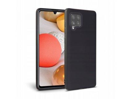 Ochranný kryt pro Samsung Galaxy A42 5G - Tech-Protect, Icon Black