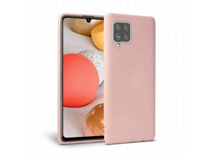 Ochranný kryt pro Samsung Galaxy A42 5G - Tech-Protect, Icon Pink