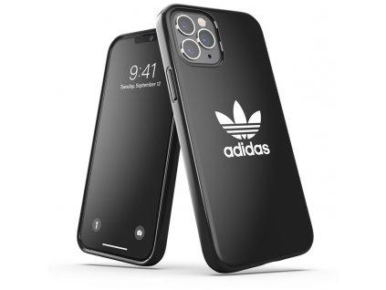 Ochranný kryt pro iPhone 12 / 12 Pro - Adidas, Snap Case Trefoil Black