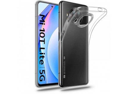 Ochranný kryt pro Xiaomi Mi 10T Lite - Tech-Protect, FlexAir Crystal
