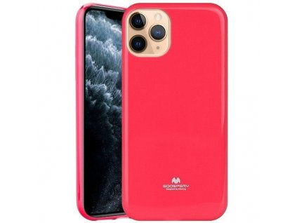 Ochranný kryt pro iPhone 11 Pro - Mercury, Jelly HotPink