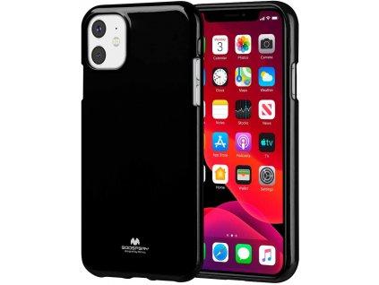 Ochranný kryt pro iPhone 11 - Mercury, Jelly Black