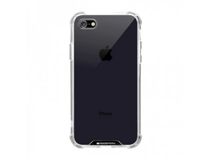 Ochranný kryt pro iPhone 5 / 5S / SE - Mercury, SuperProtect Transparent