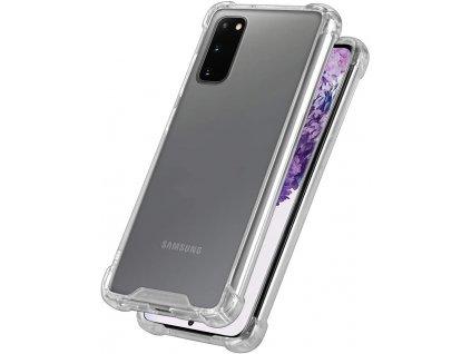 Ochranný kryt pro Samsung GALAXY S20 - Mercury, SuperProtect Transparent