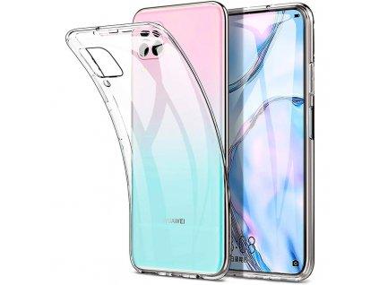 Ochranný kryt na Huawei P40 LITE - Mercury, Jelly Transparent