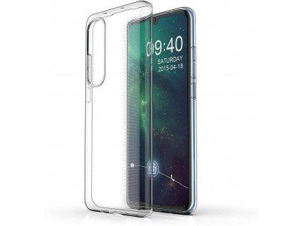 Ochranný kryt na Xiaomi Mi Note 10 Lite - Mercury, Jelly Transparent