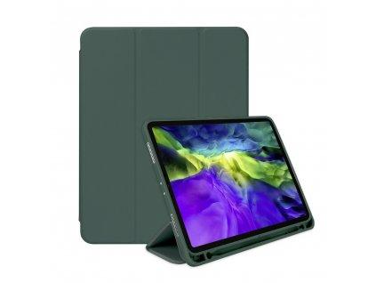 Pouzdro / kryt pro iPad mini 5 - Mercury, Flip Case Green