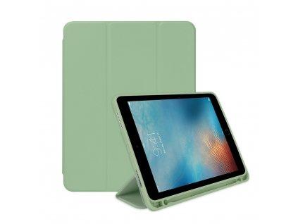 Pouzdro / kryt pro iPad Pro 12.9 (2020/2021) - Mercury, Flip Case Lime