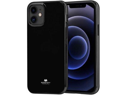 Ochranný kryt pro iPhone 12 mini - Mercury, Jelly Black