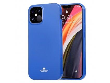Ochranný kryt pro iPhone 12 Pro MAX - Mercury, Jelly Blue
