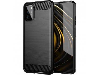 Ochranný kryt pro Xiaomi Poco M3 - Tech-Protect, Xarmor Black