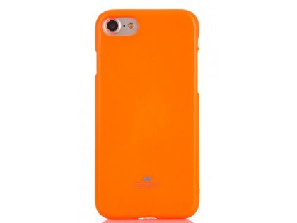 Kryt pro iPhone 7 / 8 / SE (2020) - Mercury, Fluorscence Jelly Orange