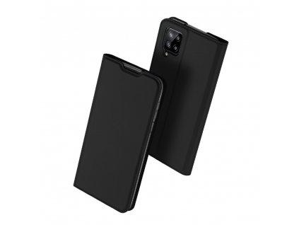 Ochranné pouzdro pro Samsung Galaxy A12 - DuxDucis, SkinPro Black