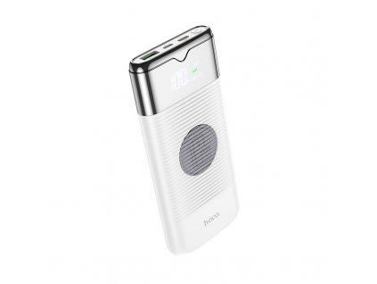 Bezdrátová externí baterie / Powerbanka - HOCO, J63 Velocity PD20W+QC3.0 10000mAh White