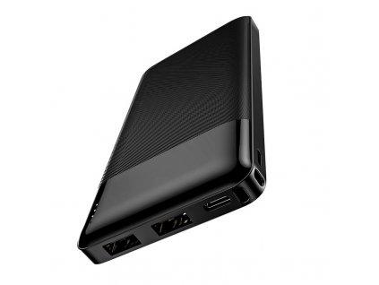 Externí baterie / powerbanka - HOCO, J72 EasyTravel 10000mAh Black