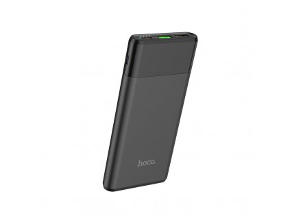 Externí baterie / powerbanka - HOCO, J58 Cosmo PD+QC3.0 10000mAh Black