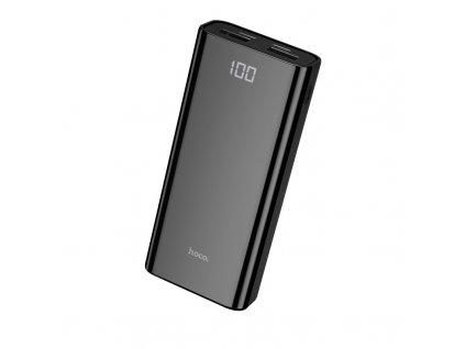 Externí baterie / powerbanka - HOCO, J45 ElegantShell 10000mAh Black