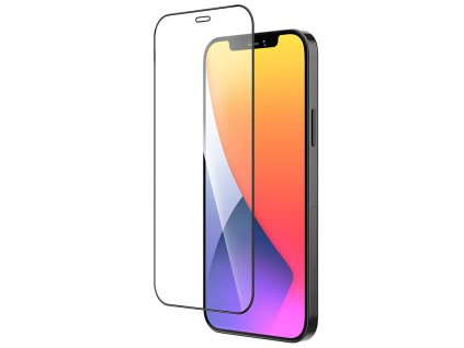 Ochranné tvrzené sklo pro iPhone 12 Pro MAX - Hoco, A19 Shatterproof