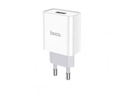 Nabíjecí USB adaptér do zásuvky - Hoco, C81A Asombroso 2.1A