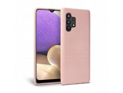 Ochranný kryt pro Samsung Galaxy A32 5G - Tech-Protect, Icon Pink