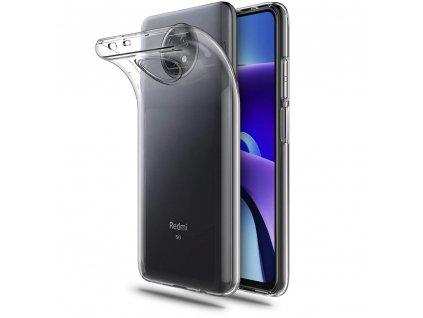 Ochranný kryt pro Xiaomi Redmi Note 9T 5G - Tech-Protect, Flexair Crystal