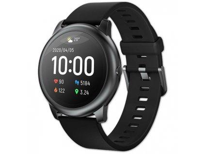 Fitness chytré hodinky - Haylou, LS05 Solar Black