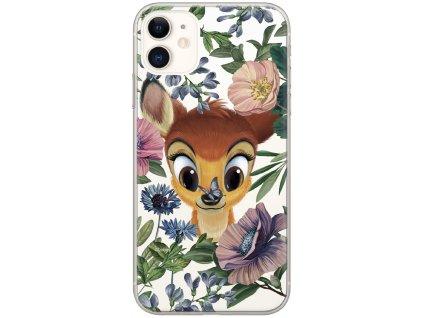 Etui Bambi 011 Disney Nadruk czesciowy Przezroczysty
